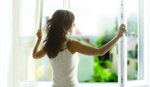 förbättrad luftkvalitet inomhus